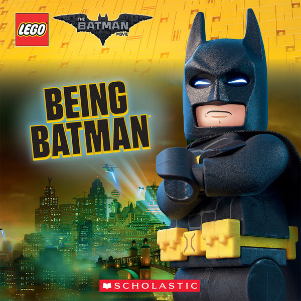 Being Batman (The LEGO Batman Movie: 8x8)