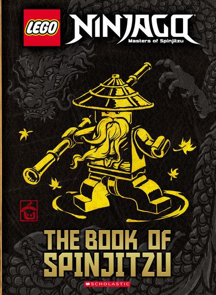 Book of Spinjitzu (LEGO NINJAGO)