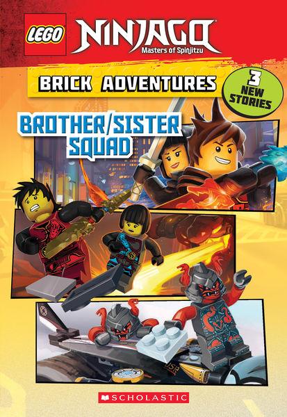 Brother/Sister Squad (LEGO Ninjago: Brick Adventur...