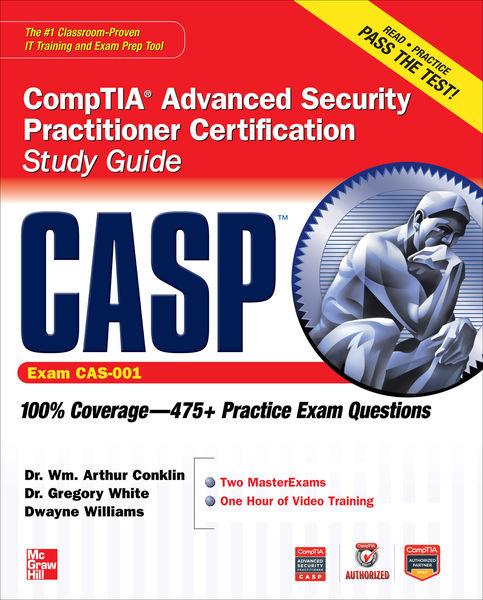 CASP CompTIA Advanced Security Practitioner Certif...