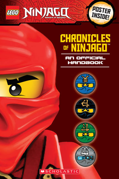 Chronicles of Ninjago: An Official Handbook (LEGO ...