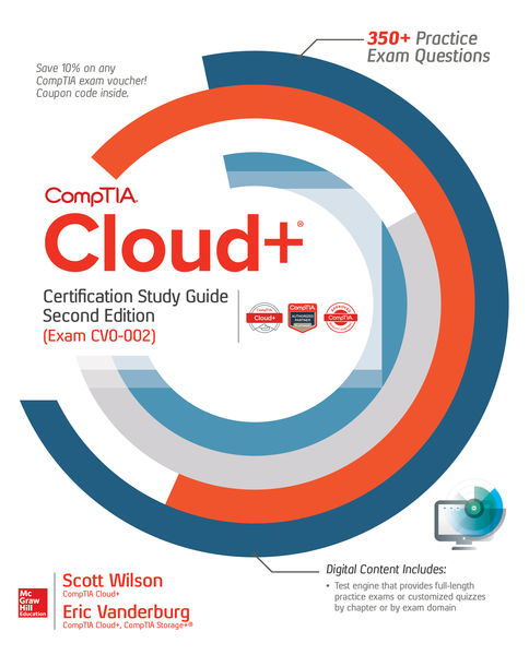 CompTIA Cloud+ Certification Study Guide, Second E...