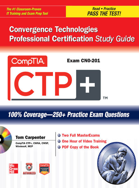 CompTIA CTP+ Convergence Technologies Professional...