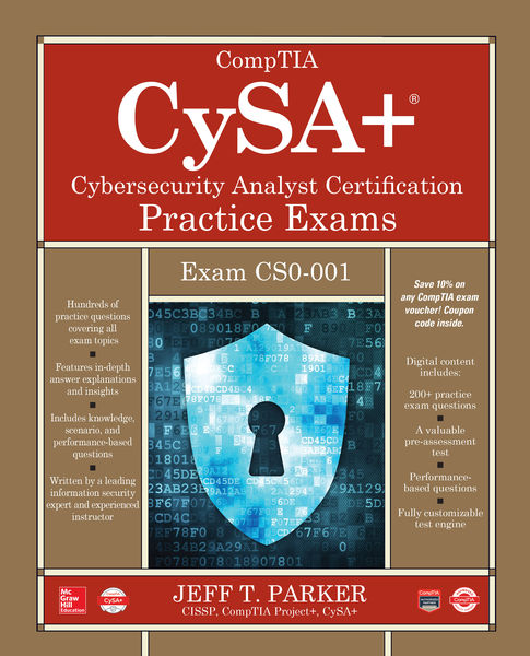 CompTIA CySA+ Cybersecurity Analyst Certification ...