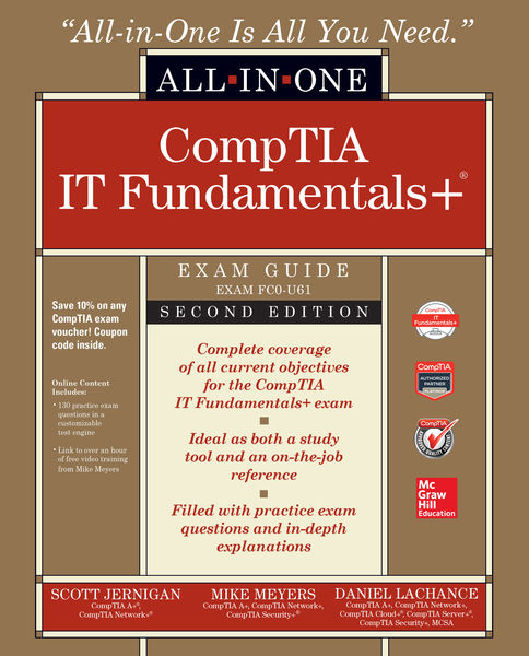 CompTIA IT Fundamentals+ All-in-One Exam Guide, Se...