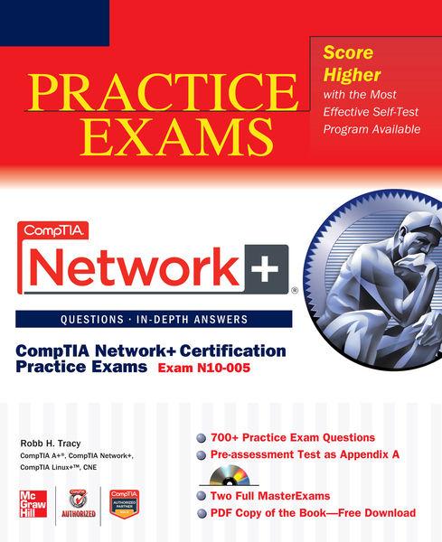 CompTIA Network+ Certification Practice Exams (Exa...