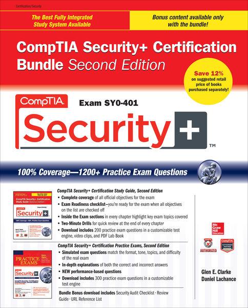 CompTIA Security+ Certification Bundle, Second Edi...
