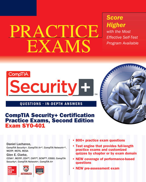CompTIA Security+ Certification Practice Exams, Se...