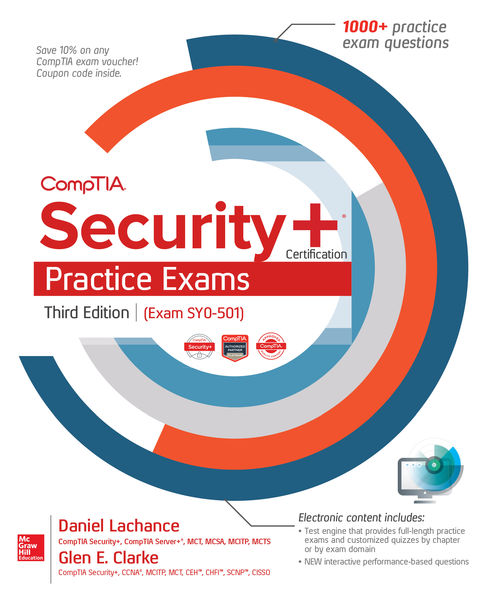 CompTIA Security+ Certification Practice Exams, Th...