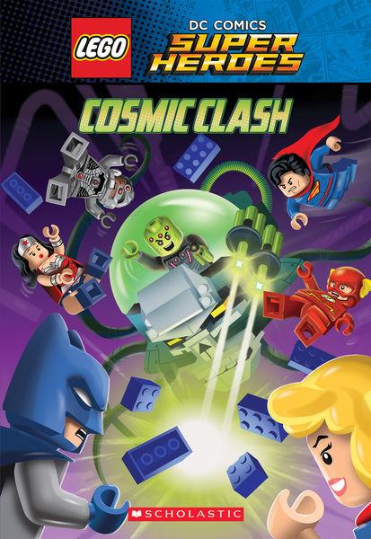 Cosmic Clash (LEGO DC Comics Super Heroes: Chapter...