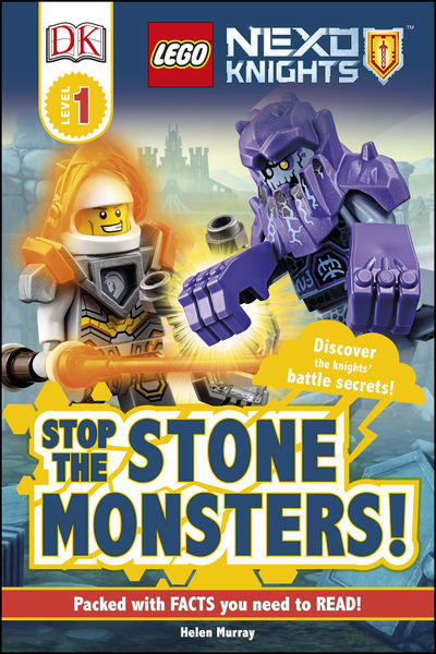 DK Readers L1: LEGO NEXO KNIGHTS Stop the Stone Mo...