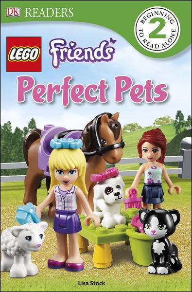 DK Readers L2: LEGO® Friends Perfect Pets