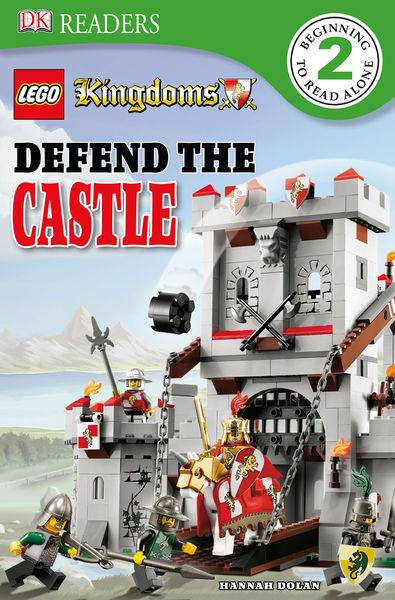 DK Readers L2: LEGO Kingdoms: Defend the Castle (E...