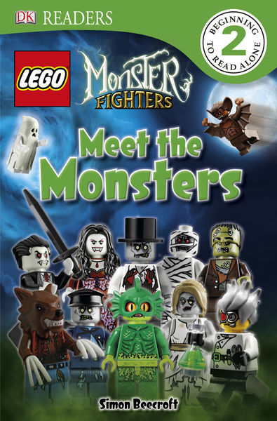 DK Readers L2: LEGO Monster Fighters: Meet the Mon...