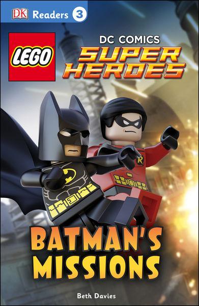 DK Readers L3: LEGO® DC Comics Super Heroes: Batma...