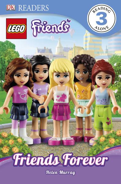 DK Readers L3: LEGO® Friends: Friends Forever (Enh...