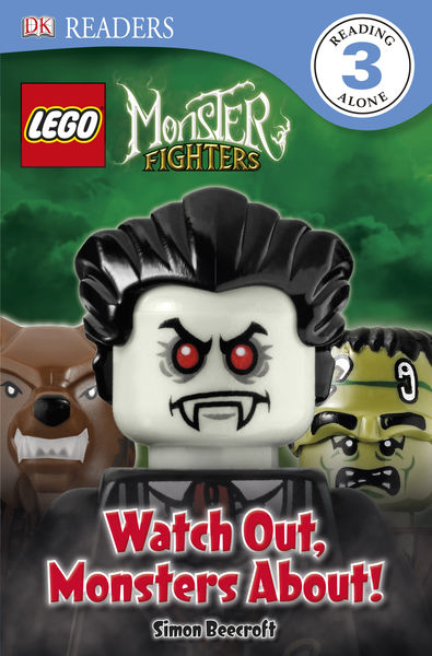 DK Readers L3: LEGO® Monster Fighters: Watch Out, ...