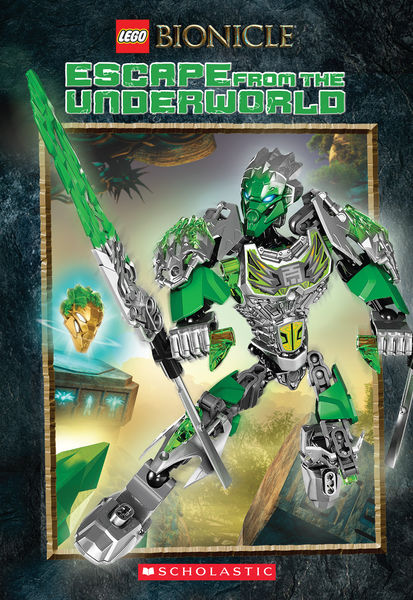 Escape from the Underworld (LEGO Bionicle: Chapter...