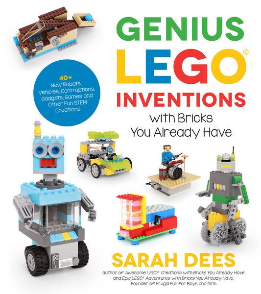 Genius LEGO Inventions with Bricks You Already Hav...
