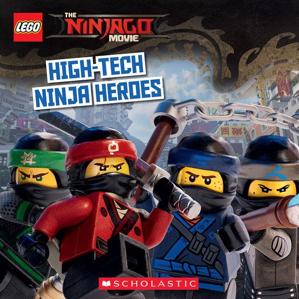 High-Tech Ninja Heroes (The LEGO Ninjago Movie: St...
