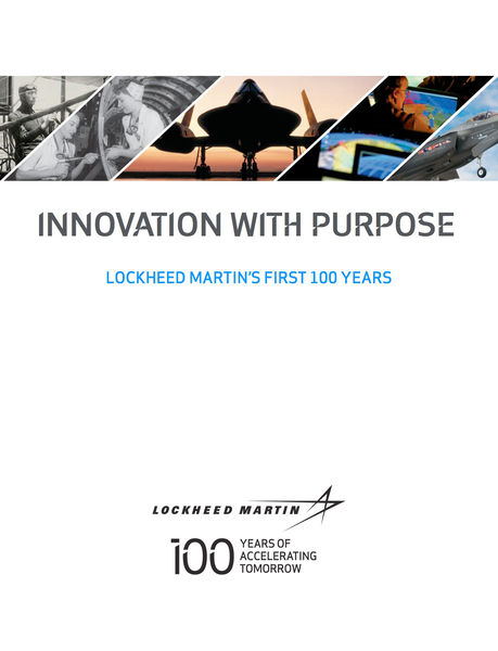 Innovation With Purpose: Lockheed Martin's First 1...