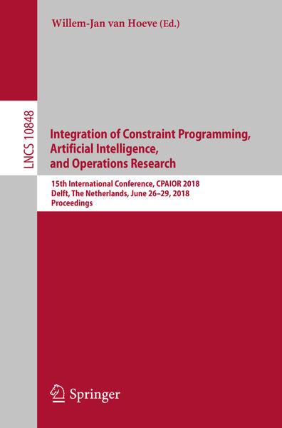 Integration of Constraint Programming, Artificial ...