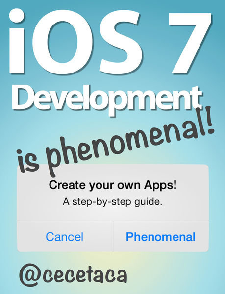 iOS 7 Development is Phenomenal
