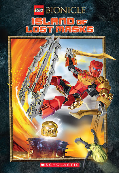 Island of Lost Masks (LEGO Bionicle: Chapter Book ...