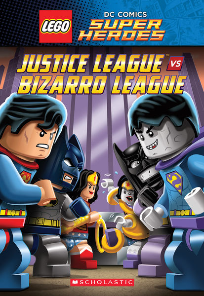 Justice League vs. Bizarro League (LEGO DC Super H...
