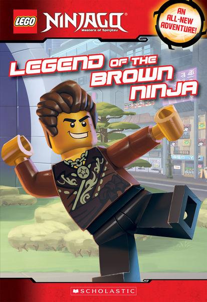Legend of the Brown Ninja (LEGO Ninjago)