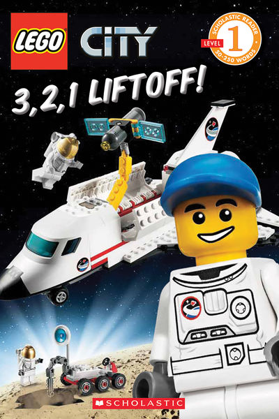 LEGO City: 3, 2, 1, Liftoff! (Level 1)
