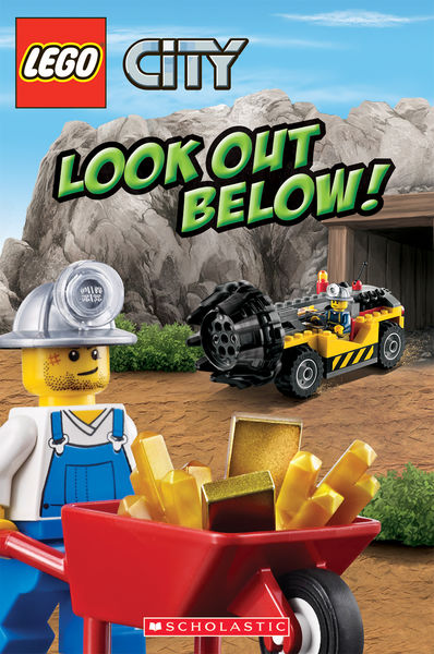 LEGO City: Look Out Below!