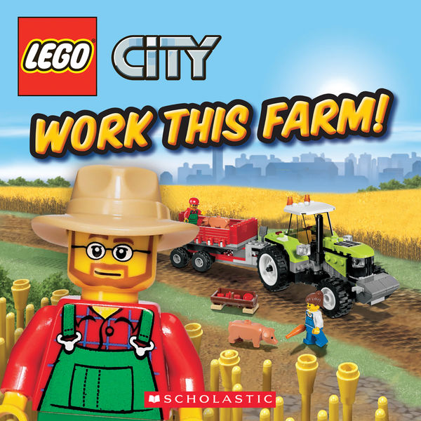 LEGO City: Work This Farm!