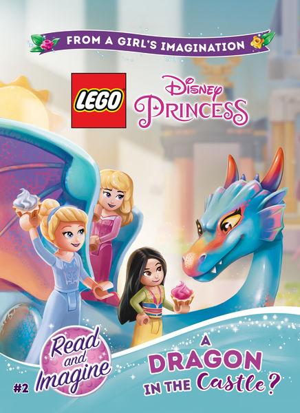 LEGO Disney Princess: A Dragon in the Castle?