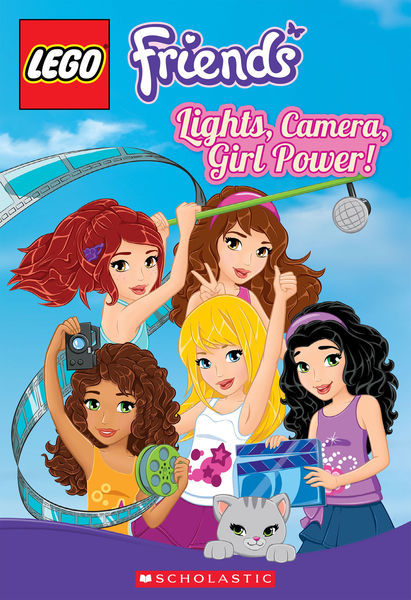 LEGO Friends: Lights, Camera, Girl Power! (Chapter...