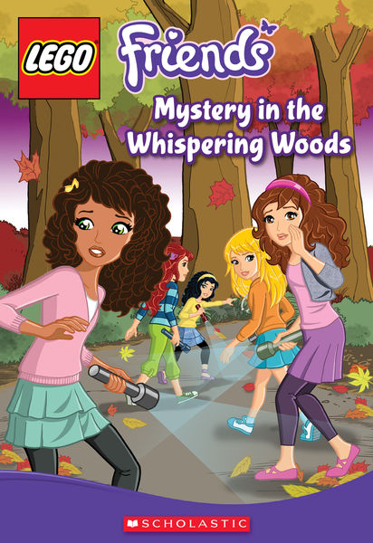 LEGO Friends: Mystery in the Whispering Woods (Cha...