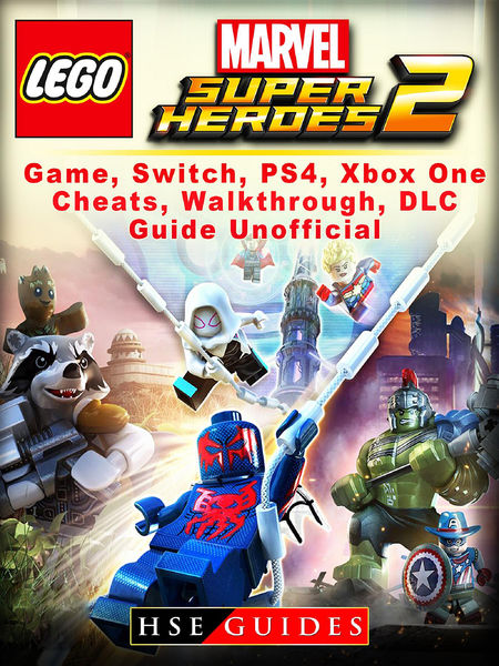 Lego Marvel Super Heroes 2 Game, Switch, PS4, Xbox...