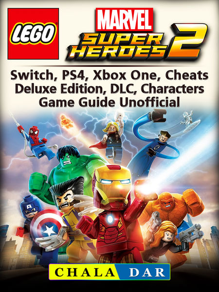 Lego Marvel Super Heroes 2, Switch, PS4, Xbox One,...