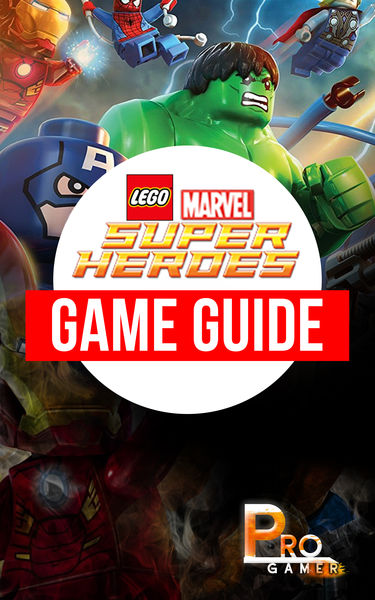 Lego Marvel Super Heroes Game Guide