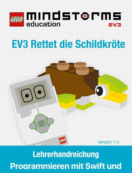 LEGOMINDSTORMS EV3 Rettet die Schildkröte Lehrerh...