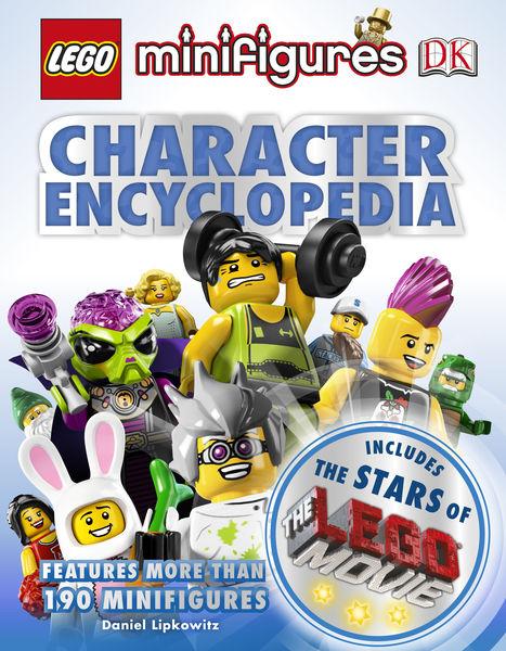 LEGO® Minifigures Character Encyclopedia LEGO® Mov...