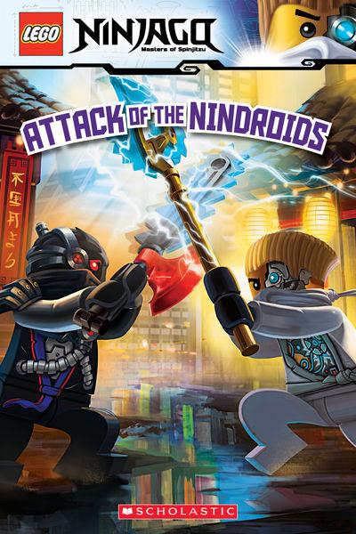 LEGO Ninjago: Attack of the Nindroids (Reader #8)