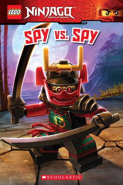 LEGO Ninjago: Spy vs. Spy