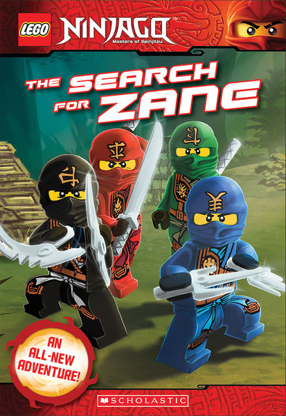 LEGO Ninjago: The Search for Zane (Chapter Book #7...