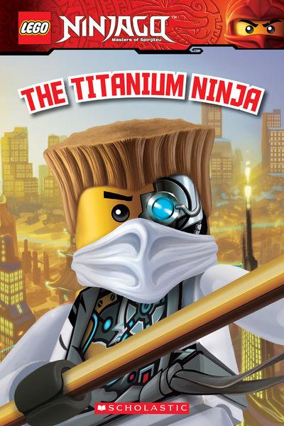 LEGO Ninjago: The Titanium Ninja
