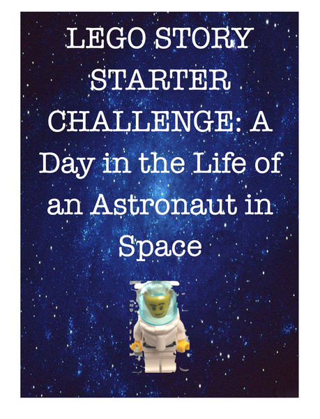 LEGO Story Starter Challenge: A Day in the Life of...