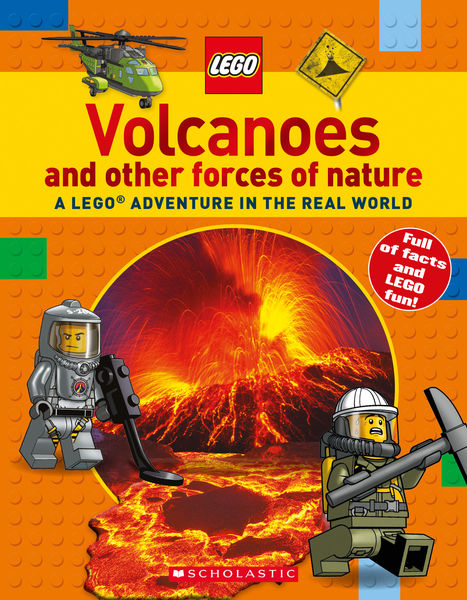 LEGO Volcanoes and other Forces of Nature