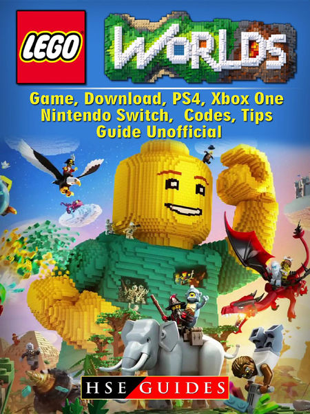 Lego Worlds Game, Download, PS4, Xbox One, Nintend...