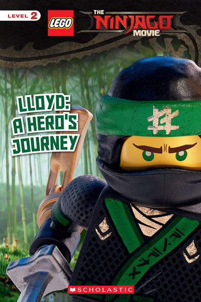 Lloyd: A Hero's Journey (The LEGO Ninjago Movie: R...