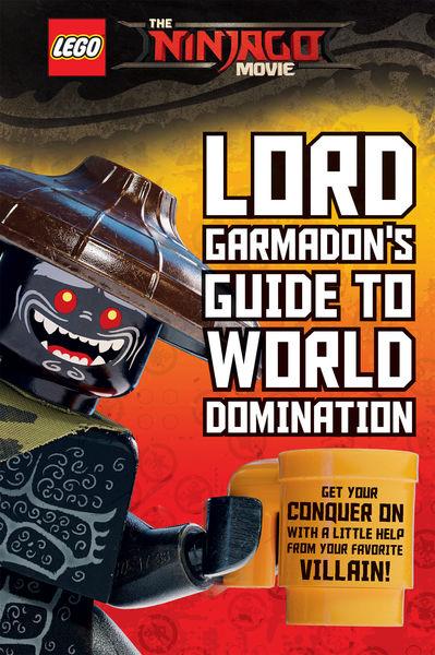 Lord Garmadon's Guide to World Domination (LEGO NI...